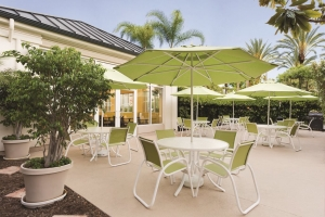 Hilton Garden Inn Anaheim Garden Grove - Outdoor Seating Area - 1021846